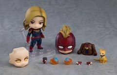 Nendoroid Captain Marvel Hero's Edition DX Ver.