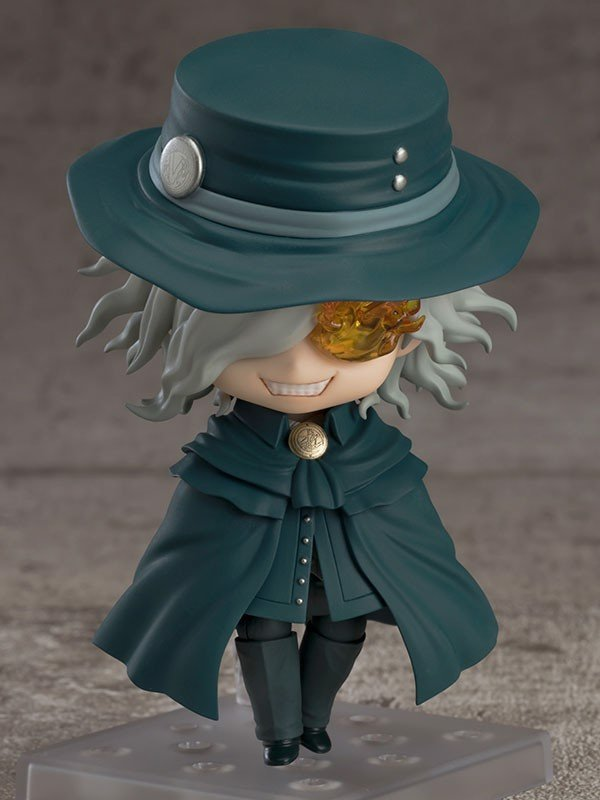 Nendoroid Fate/Grand Order Avenger/King of the Cavern Edmond Dantes Ascension Ver.