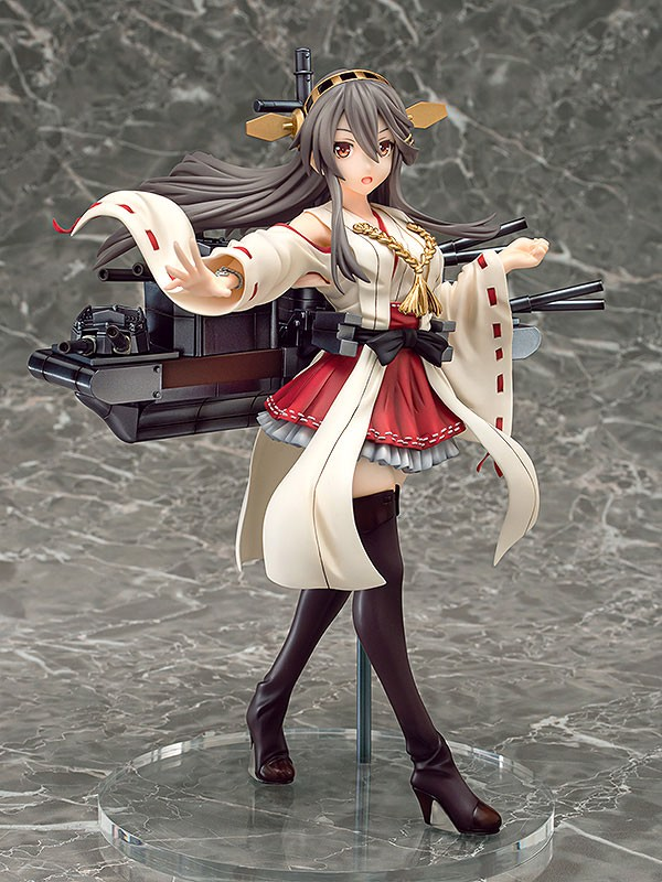 Kantai Collection -Kan Colle- Haruna 1/7