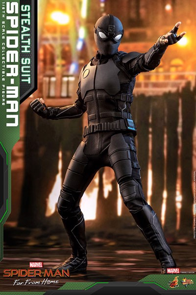 Movie Masterpiece Far From Home 1/6 Spider-Man Stealth Suit