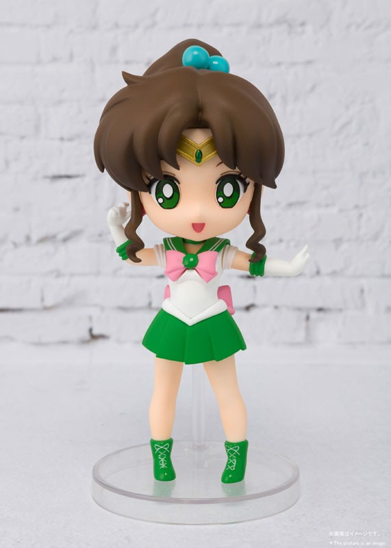 Figuarts mini Sailor Jupiter