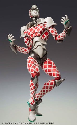 Super Action Statue JoJo's Bizarre Adventure Part.V