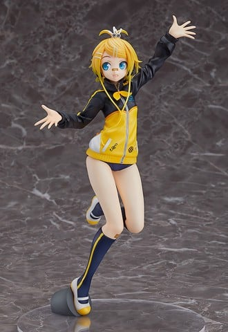 Hatsune Miku -Project DIVA- F 2nd Kagamine Rin Stylish Energy R Ver. 1/7