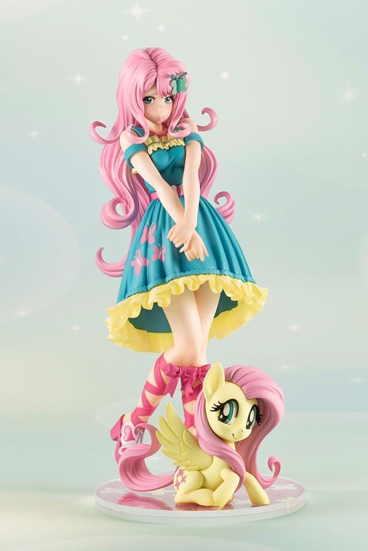 MY LITTLE PONY Bishoujo Fluttershy 1/7