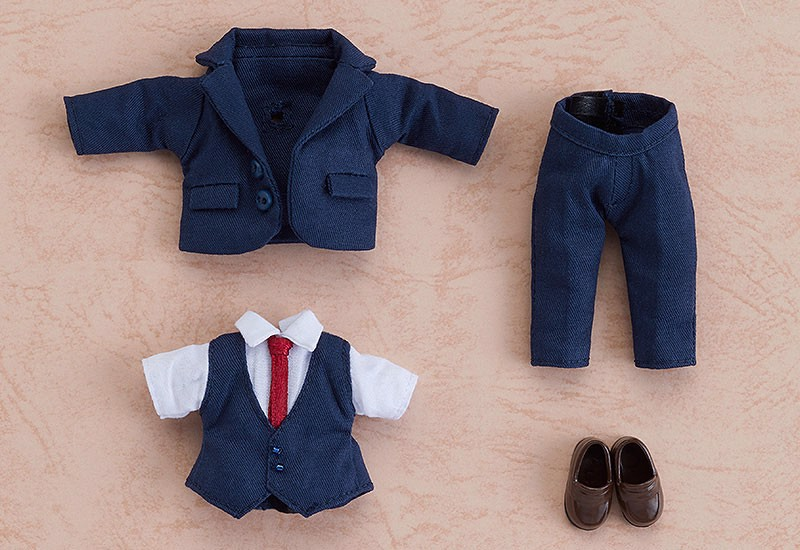 Nendoroid Doll Outfit Set (Suit: Navy)