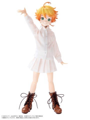 1/6 Pure Neemo Character Series No.119 The Promised Neverland Emma