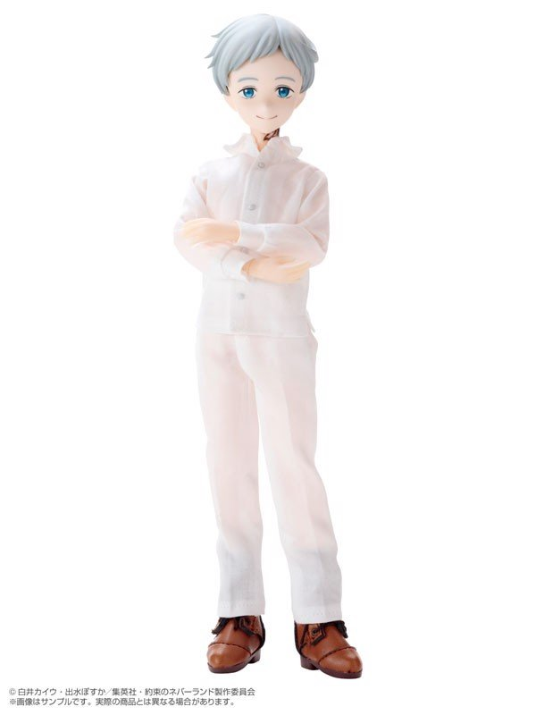 1/6 Pure Neemo Character Series No.120 The Promised Neverland Norman