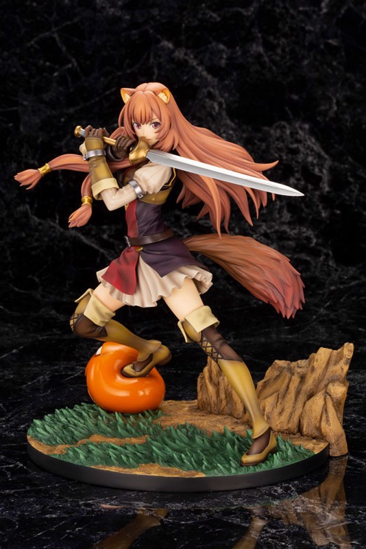 The Rising of the Shield Hero Raphtalia 1/7