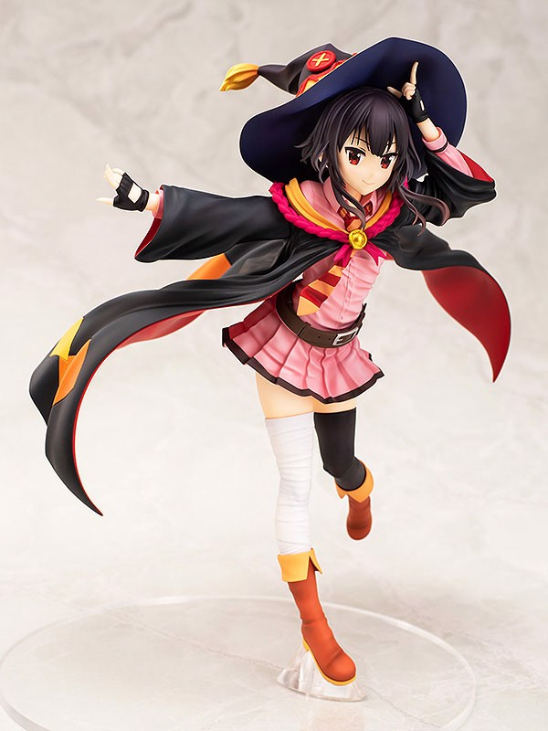 Movie KonoSuba: God's Blessing on this Wonderful World! Kurenai Densetsu Megumin School Uniform ver. 1/7