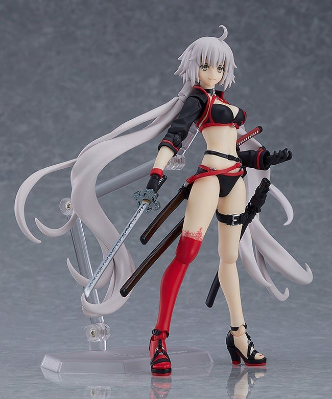 figma Fate/Grand Order Berserker/Jeanne d'Arc [Alter]