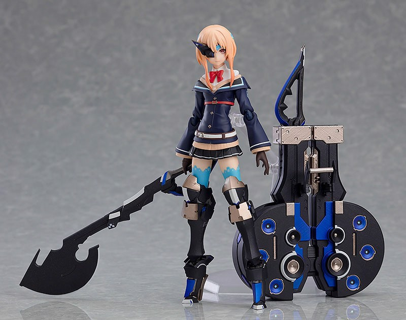 figma Heavily Armed High School Girls: San