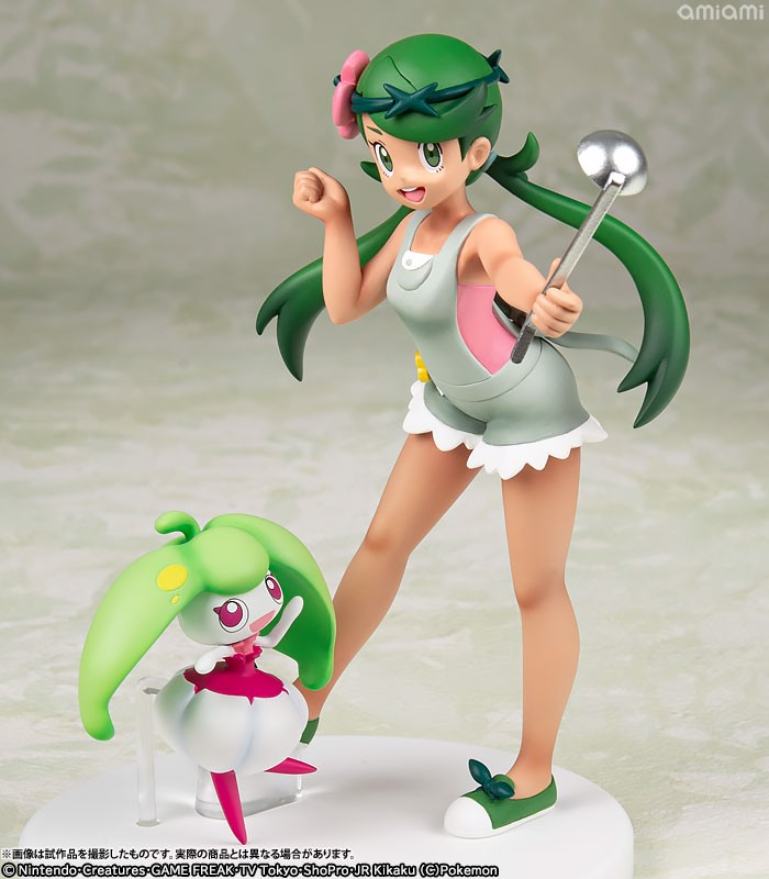G.E.M. Series Pokemon Mallow & Steenee