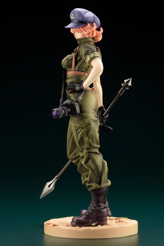 G.I.JOE Bishoujo Lady Jaye 1/7