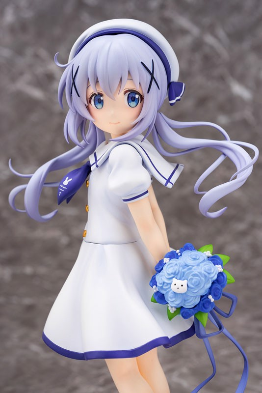 Is the order a rabbit?? Chino (Summer Uniform) 1/7