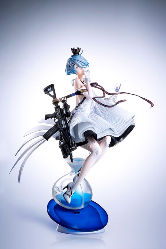 Girls' Frontline Zas M21 White Queen Ver. 1/8