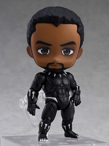 Nendoroid Avengers Black Panther Infinity Edition DX Ver.