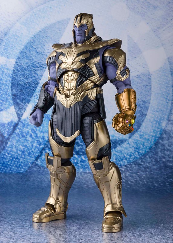 S.H.Figuarts Thanos (Avengers/End Game)