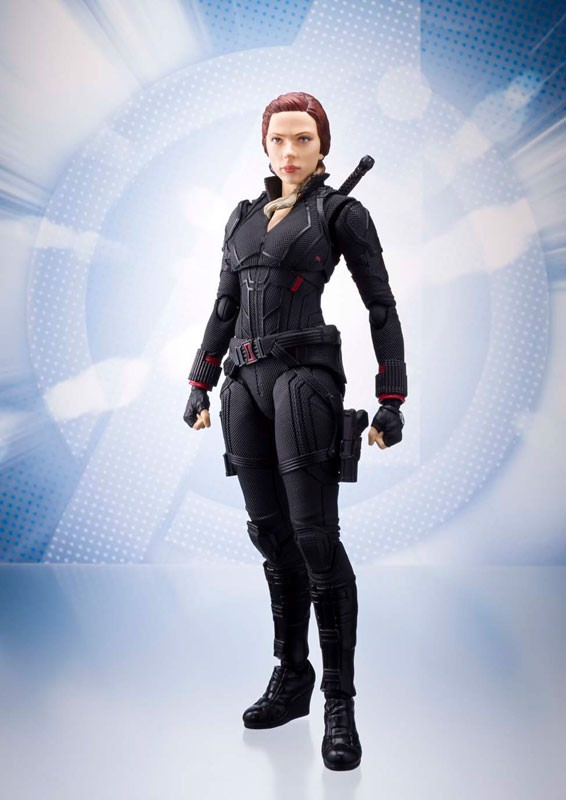 S.H.Figuarts Black Widow (Avengers/End Game)