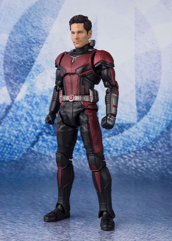 S.H.Figuarts Ant-Man (Avengers/End Game)