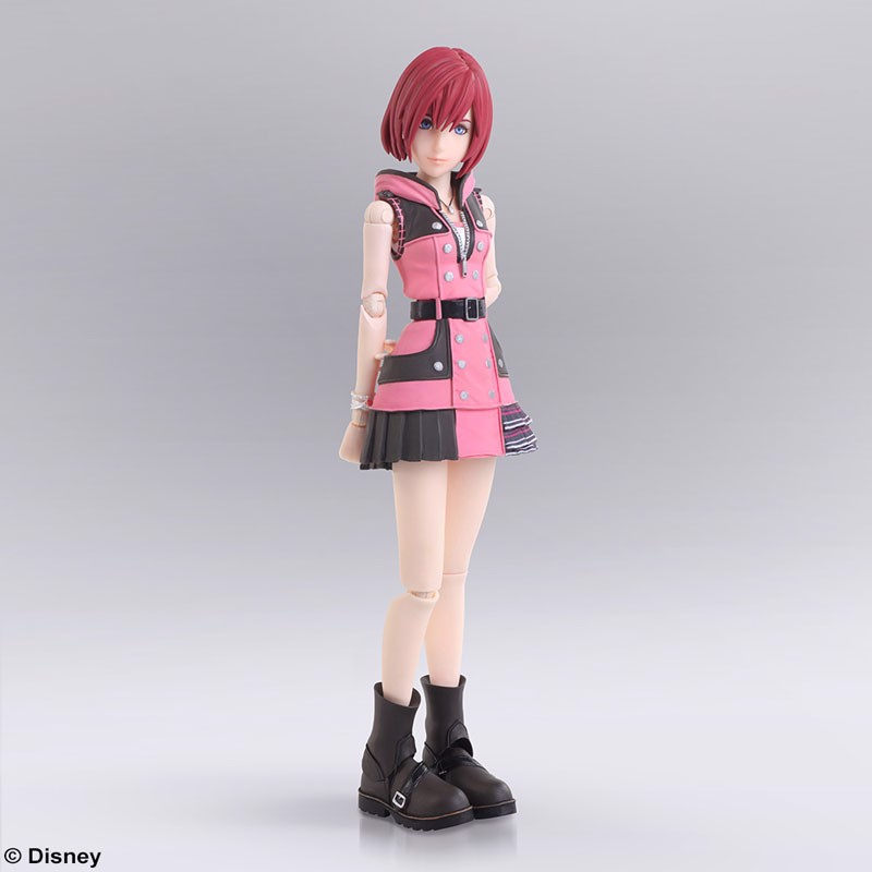 KINGDOM HEARTS III BRING ARTS Kairi