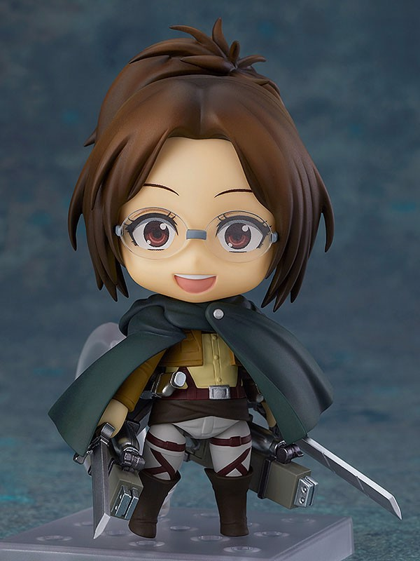 Nendoroid Attack on Titan Hange Zoe