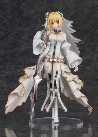 Fate/Grand Order - Saber/Nero Claudius [Bride]