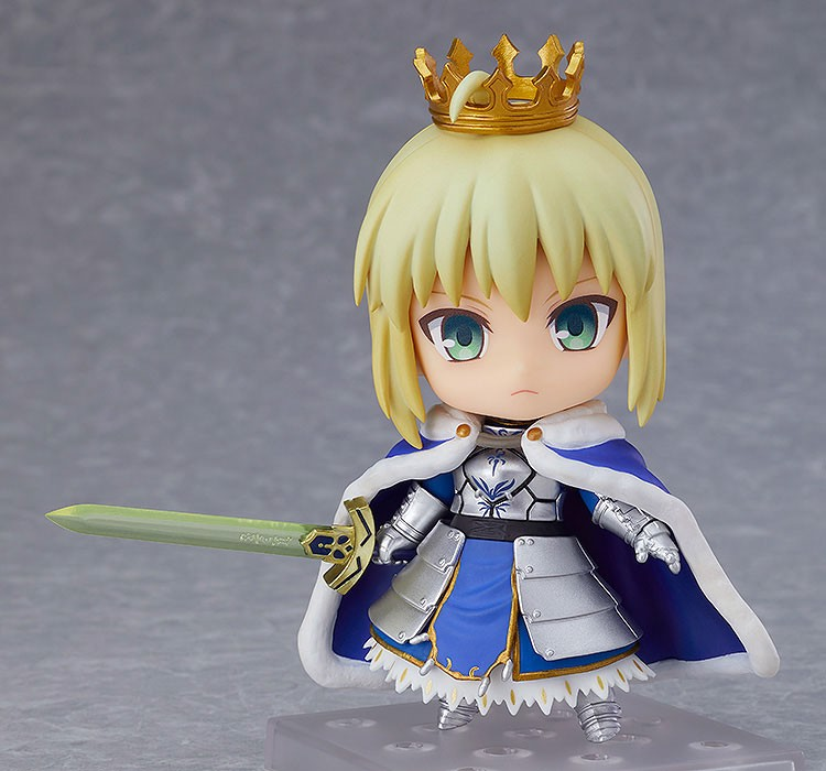 Nendoroid Fate/Grand Order Saber/Altria Pendragon True Name Revealed Ver.