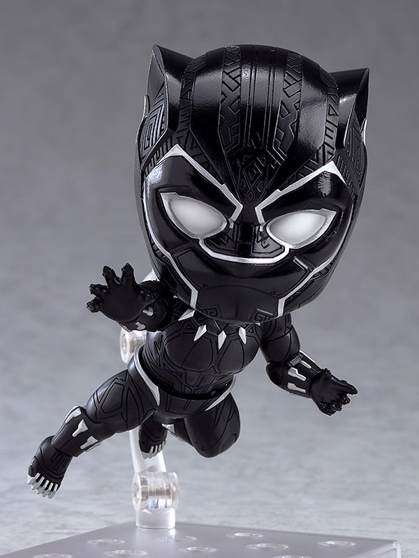 Nendoroid Avengers: Infinity War Black Panther Infinity Edition