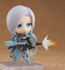 Nendoroid Monster Hunter: World Female Hunter Xeno'jiiva Beta Edition DX Ver.