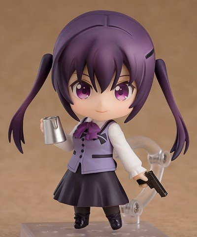 Nendoroid Is the order a rabbit?? Rize