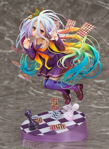 Shiro 1/8 - No Game No Life