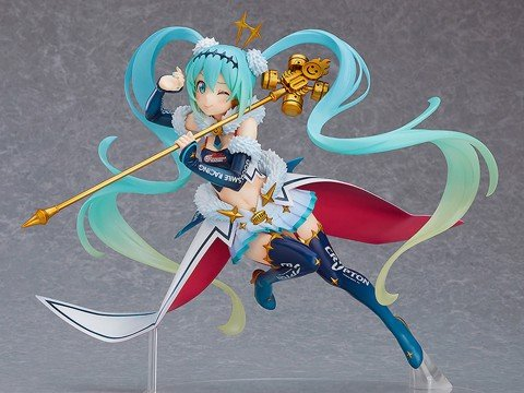 Hatsune Miku GT Project Racing Miku 2018 Ver. 1/7