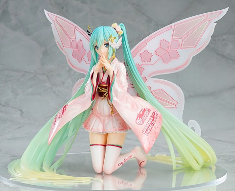 Hatsune Miku GT Project Racing Miku Tony Haragi Ver. 1/1