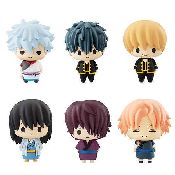 Chokkorin Mascot Gintama 6Pack BOX