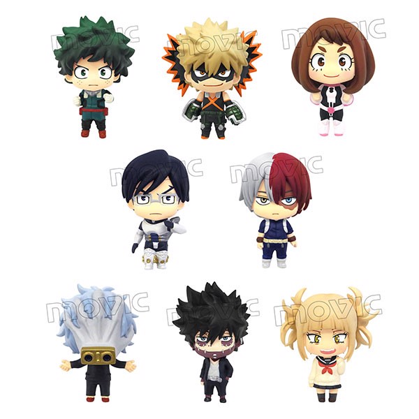My Hero Academia Color-Cole / Vol.2 8Pack BOX