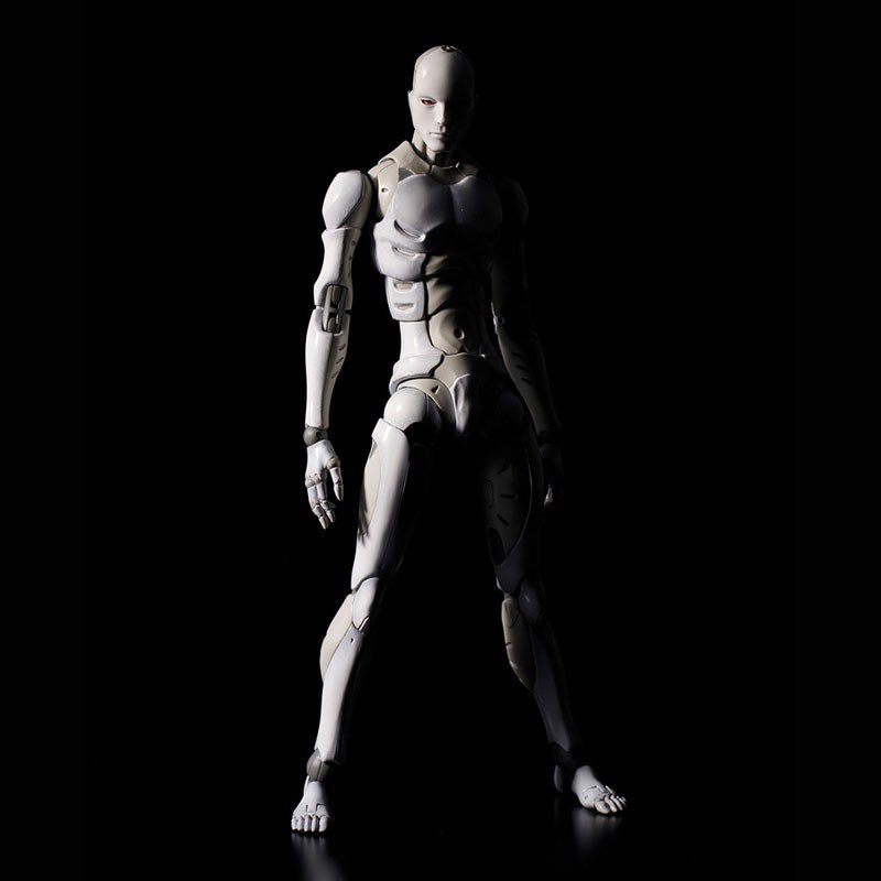 1/6 TOA Heavy Industries 4th Production Run Synthetic Human Action Figure