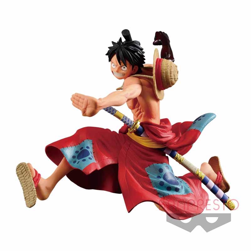 One Piece - Monkey D. Luffy - Battle Record Collection (Bandai Spirits)