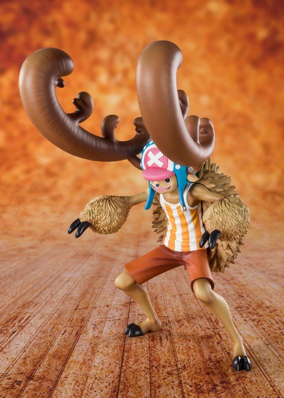 Figuarts ZERO Cotton-Candy-Loving Chopper Horn Point Ver.