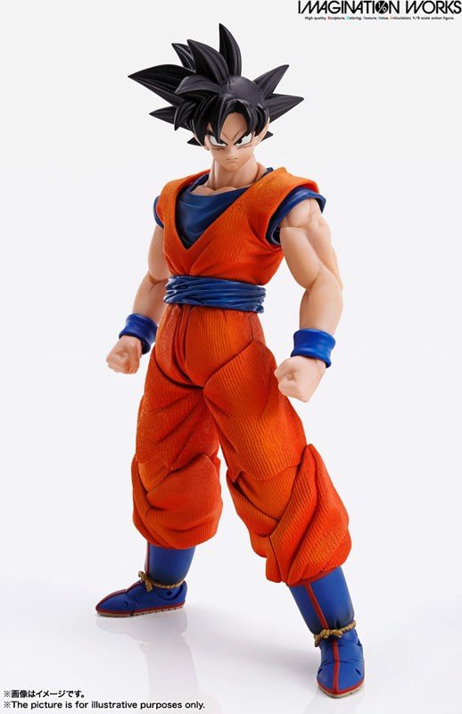 IMAGINATION WORKS Son Goku