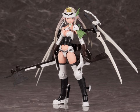 Megami Device Collboration Busou Shinki Jaeger Type Edelweiss 1/1