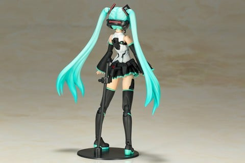 Frame Arms Girl - Frame Music Girl Hatsune Miku Plastic Model