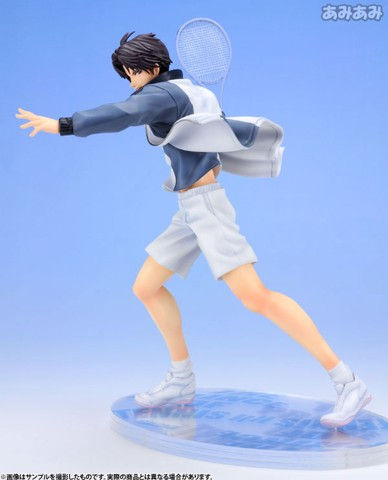 ARTFX J The New Prince of Tennis Keigo Atobe Renewal Package ver. 1/8