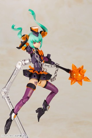 Megami Device Chaos & Pretty Magical Girl DARKNESS Plastic Model