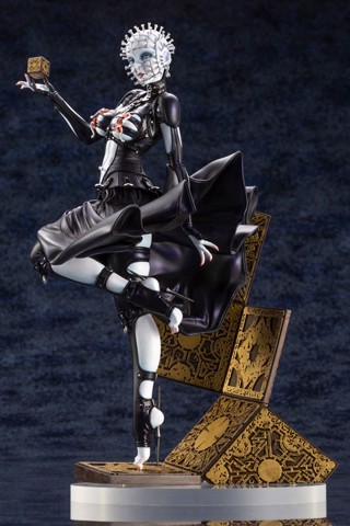 HORROR BISHOUJO HELLRAISER III: Hell on Earth Pinhead 1/7