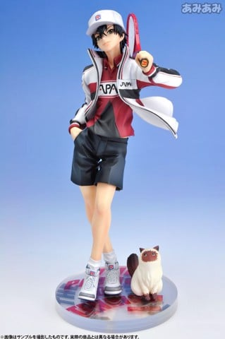 ARTFX J The New Prince of Tennis Ryoma Echizen Renewal Package ver. 1/8
