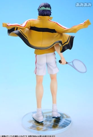 ARTFX J The New Prince of Tennis Seiichi Yukimura Renewal Package ver. 1/8
