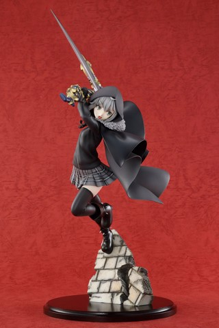 Lord El-Melloi II no Jikenbo -Mystic Eyes Collection Train Grace note- Gray 1/8