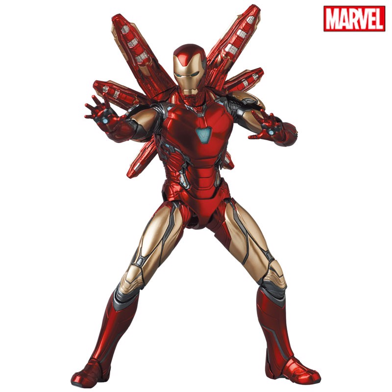 MAFEX No.136 MAFEX IRON MAN MARK85 (Endgame Ver.)