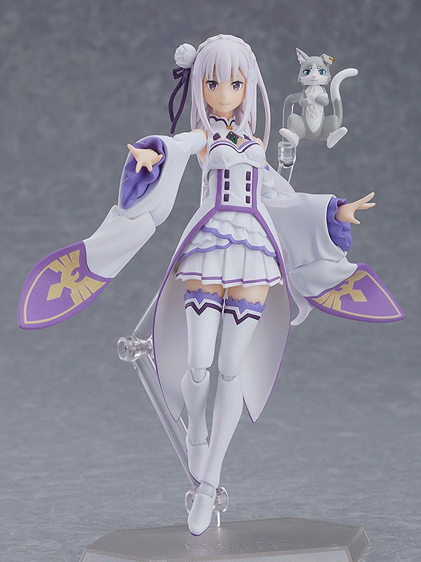 figma Re:ZERO -Starting Life in Another World- Emilia