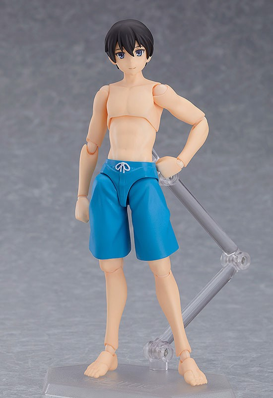 figma Male Swimsuit body (Ryo)